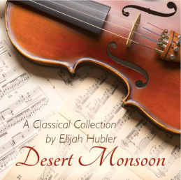 Desert Monsoon Cover